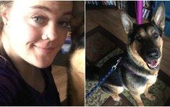 Stebinantis šuns poelgis: pabėgo iš prieglaudos pas jį pašėrusią moterį