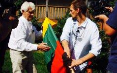 Projektas Laisvės vėliavnešiai, Jonas Jurašas ir Donatas Ulvydas