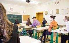 Kauno rajono mokyklos sulauks daugiau pirmaklasių