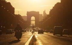 Eliziejaus laukai Paryžiuje