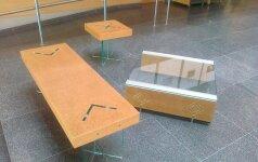 Lietuvės kanapių ir linų baldai sudomino gigantę IKEA