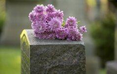Kaip papuošti kapus rudenį, kad gražu būtų ir pavasarį