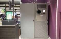 Estai moko lietuvius, kaip susidraugauti su naujais aparatais prekybos centruose