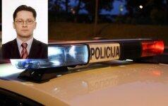 Policininkams kyšį galimai siūlęs generalinio urėdo pavaduotojas neteko posto