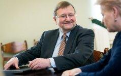 J. Bernatonis. Žaliuojantys valstiečiai – socialdemokratų ar konservatorių draugai?