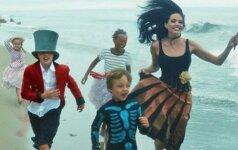 A. Jolie prisipažino apie savo neidealią santuoką: mes turime problemų
