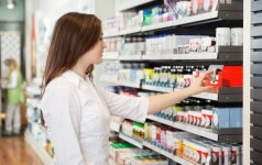 Vaistines užplūdę pirkėjai ieško seniai nebeparduodamo prietaiso