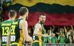 Konkursas: laimėk bilietą į turnyrą ir sėsk prie vieno stalo su Lietuvos rinktinės žaidėjais!