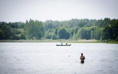 Seimo nariai susirūpino dėl cheminio ežerų valymo