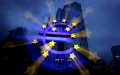 Euro kursas - ties aukščiausiu lygiu pastaruoju metu