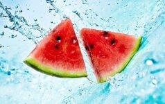 Sužinoję apie arbūzų naudą juos valgysite kone kasdien