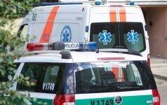 Prie Alytaus ligoninės durų – staigi moters mirtis