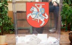 VRK atleido iš pareigų Alytaus apygardos komisijos narę už politinę agitaciją