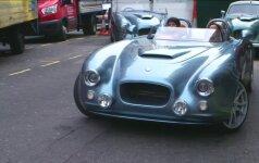 """Britanijos automobilių gamintoja """"Bristol"""" vėl pristato """"Bullet"""" modelį"""