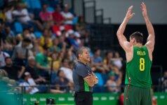 Eurolygą sukritikavęs FIBA vadovas pripažįsta: Europos rinktinės gali likti be pajėgiausių žaidėjų