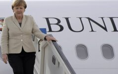 A. Merkel: ES šalys neturi užkirsti kelio musulmonams migrantams