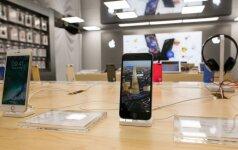"""""""Apple į Lietuvą žengė nauju formatu: atidaryta """"Apple Shop"""""""