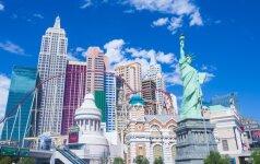 Top 5: prabangiausi Las Vegaso viešbučių apartamentai