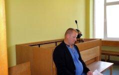 Pasieniečių šunį Ramzį nušovęs A. Komskis įrodinėja su gyvūnu žiauriai nesielgęs, nes jis žuvo iškart