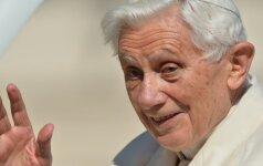 Tai, ko nežinojote apie popiežių Benediktą XVI