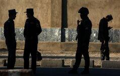 Afganistane per JAV aviacijos smūgį žuvo 16 afganų saugumo pajėgų narių