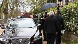 George'o Michaelo laidotuvės