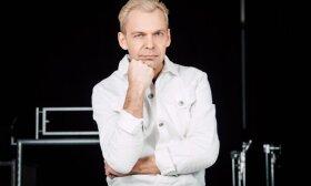 Aras Vėberis pradėjo dirbti televizijoje: dabar esu atviras įvairiems pasiūlymams, nes turiu išlaikyti šeimą