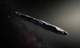 Asteroidas Oumuamua