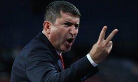 """Jasikevičius rekomendavo įpėdinį: """"Žalgiris"""" domisi trenerio iš Turkijos paslaugomis"""