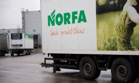 "Tauragėje atidaroma atnaujinta ""Norfa"""