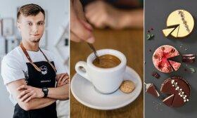Kava ir desertai: ar žinote, kaip reikia juos derinti