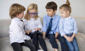 Šalys, kuriose geriausia auginti vaikus: kurioje vietoje atsidūrė Lietuva?