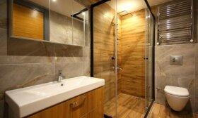 Patarimai, kaip patogiai ir moderniai įsirengti mažo ploto vonią ir tualetą: technologijos pranoko pačios save