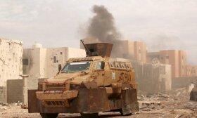 Amžinas karas Libijoje: štai kas nutiks, jei JAV pasitrauks iš vedlio pozicijos