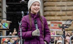 Nevaikiškas vaikas – Greta Thunberg: kaip 8-erių metų išvystas filmas apvertė mergaitės gyvenimą aukštyn kojomis