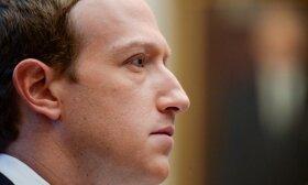 Marko Zuckerbergo turtai viršija 100 milijardų dolerių
