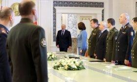 Ekspertas: Lukašenka siunčia aiškų signalą Vakarams