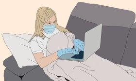 Jūsų darbuotojui diagnozuota COVID‑19. Ką daryti?