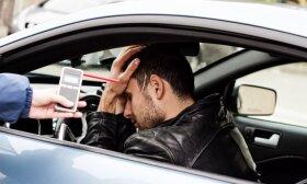 Vairavimo mokyklų psichologė pirštu beda į girtus vairuotojus: viskas daug sudėtingiau nei mes įsivaizduojame