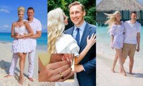 Ingos Stumbrienės vestuvinis žiedas – kasmet vis kitoks: tokią tradiciją sugalvojome dar prieš susituokdami