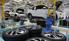 Automobilių gamintojai sukilo prieš ES klimato kaitos planą: taps rimta finansine našta