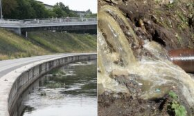 Situacija labai prasta: į Lietuvos upes ir ežerus teka nuotekos