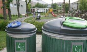 Radviliškyje ir rajone atsiras 36 pusiau požeminių konteinerių aikštelės