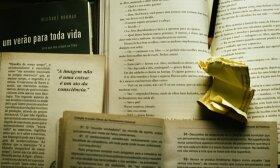 Poezija / Matheus Farias nuotr.
