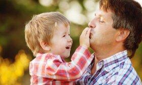 300 vadovų turėjo atsakyti, kokį vienintelį dalyką pakeistų vaikystėje bendraudami su tėčiais: rezultatai liūdina