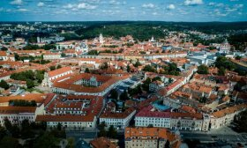 New success for Vilnius: ranked No.1 by Financial Times