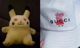 Begėdiškos kopijos: ar atpažinsite originalius prekių ženklus, slypinčius už kiniškų plagiatų?