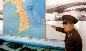 Demilitarizuota zona tarp Šiaurės Korėjos ir Pietų Korėjos