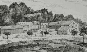 1866 Henri Nestlé įkurtas fabrikas