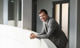Linas Armalys, Noviti Finance vadovas